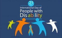 Giornata internazionale delle persone con disabilità 3 dicembre 2018