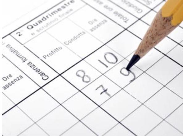 Avviso documenti di valutazione degli alunni