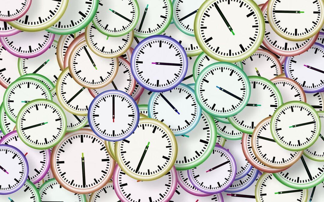Avviso orario scolastico definitivo