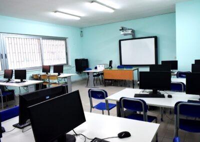 Il laboratorio di informatica